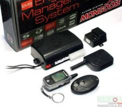 Модуль связи(антенный модуль) автосигнализации Mongoose EMS 1.7