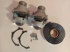 Би-ксеноновые линзы Platinum Hella3R для Toyota/Mazda/Lexus