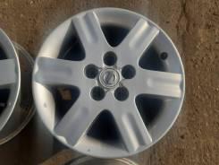 Литье Nissan-оригинал, R16 5*114.3