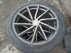 19 5x108 Vossen с шинами