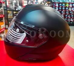 Шлем HJC i90 Semi Flat Black