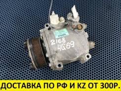 Контрактный компрессор кондиционера Mitsubishi 4G18/4G63/4G64/4G69 6pk