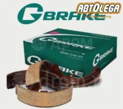 Колодки ручного тормоза G-brake Infiniti QX56/80 Z62 Nissan Patrol Y62