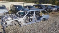 Кузов распил на Mercedes Benz TE124 S124