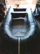 Лодка ПВХ штурман 380, 2009, 30 лс, без двигателя