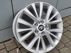 Новый! Комплект литых дисков R17 Toyota Camry 55