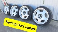 205-40-17, разноширы Racing Hart, в наличии
