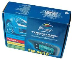 Сигнализация с установкой Tomahawk всего 6000р!