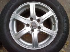 Bridgestone Feid японские диски R16 5*114,3 6,5j вылет 46 ЦО 73,1 ПРИ
