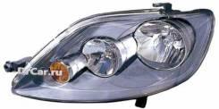 Фара лев VW GOLF V PLUS - 01/05-10/08 C ЭК DEPO [4411198Lldem6]