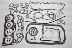 Комплект прокладок двигателя ASIA Motors Rocsta 1.8 i 4x4 89- Mazda 626 III 1.8 87-92, 626 III H Patron [PG11049]