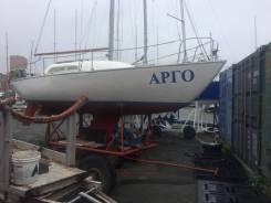 """Продаётся яхта класса """"Капелла-2"""""""
