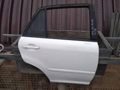 Дверь Toyota Harrier