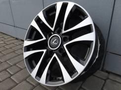Новые! Литые диски R18 для Toyota Prado