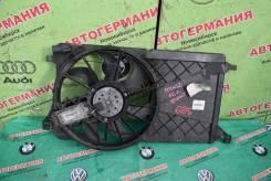 Вентилятор охлаждения радиатора Ford Focus 2 (05-07г)