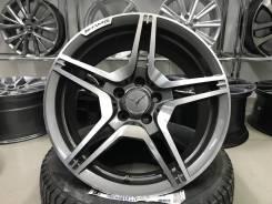 Диски R18 Mercedes Разноширокие