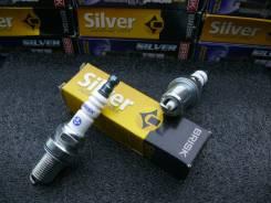 Серебро. Свеча зажигания Brisk Silver = BKR5EIX, IK16,