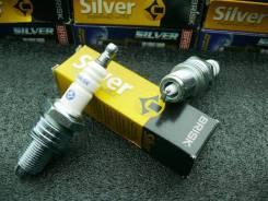 Серебро. Свеча зажигания Brisk Silver = BPR7EIX, IW22,