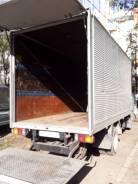 3х т. Мебельный фургон с аппарелью 16куб. дл. 4.5м. Переезды и т. п.