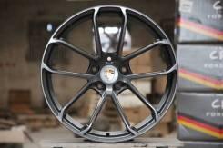 Новые кованые диски Porsche Cayenne Coupe