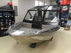 Моторная лодка Fuso Jet Туман-470