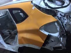 Крыло заднее левое для Renault Captur I [арт. 514537-1]