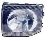 Фара Mitsubishi Pajero 91-97 LH DEPO 2141120LLDE, левая