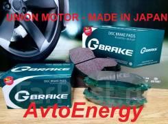 Японские тормозные колодки G-Brake GP-02842 (GDB3410) В Наличии !