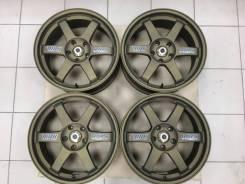 Топовые! Оригинальные Кованые Rays Volk Racing TE37 Made in Japan