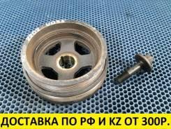 Шкив коленвала Infiniti FX35/EX35/M35/G35/QX4 VQ35DE/VQ35HR