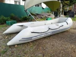 Лодка QuickSilver с мотором Mercury 15