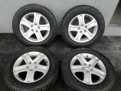 Отличная зима Бриджстоун 225/65 R17 на оригинальном литье Suzuki5/114
