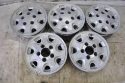 Литые диски Suzuki на 15х5,5JJ , 5*139.7
