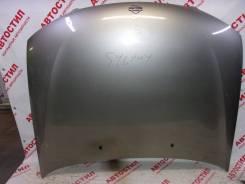 Капот Nissan Bluebird Sylphy 2002 [24022]