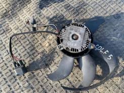 Мотор Вентилятора охлаждения Volkswagen Golf