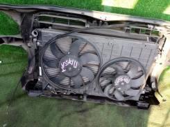 Диффузор с вентиляторами радиатора! Passat B6 2WD 2.0 BVY