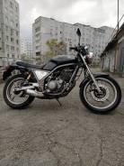 Yamaha SRX 400, 1986