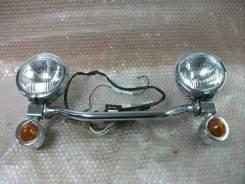 Фары противотуманные на мотоцикл