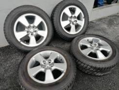 Оригинальные литые диски Тойота R15, 5/100 Made in Japan