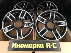 Новые диски НИВА R15 5x139.7 ET40 6J