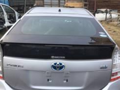 Дверь багажника 5-ая Toyota Prius ZVW30L 2009 код краски 1F7