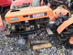 Японский мини трактор Kubota B6000 на запчасти.