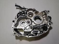 Левая часть картера Yamaha Serow 225 XT225 3RW