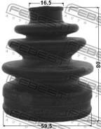 Пыльник ШРУСа внешнего (комплект) Febest 0317HRV