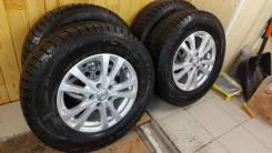 Продам комплект колес в сборе с дисками 4шт.