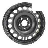 Alcar Stahlrad 9247 6,5x16 5x105 et39 56,6 black