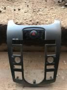 Рамка магнитолы для Kia Cerato (TD) 2009 - 2013 г