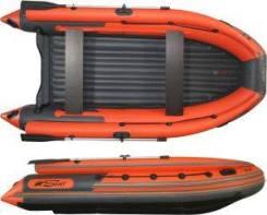 Лодка Риф Скат 350 + рым якорный носовой с роликом.