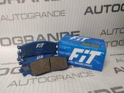 Колодки тормозные задние FIT FP0553