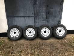Комплект грязевых колес для НИВЫ , Шнивы Forward Safari 540 205/75 R15